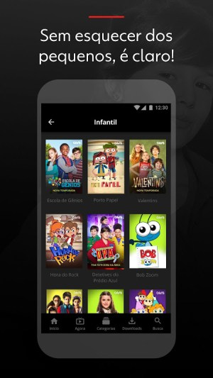 Android Globoplay Screen 4