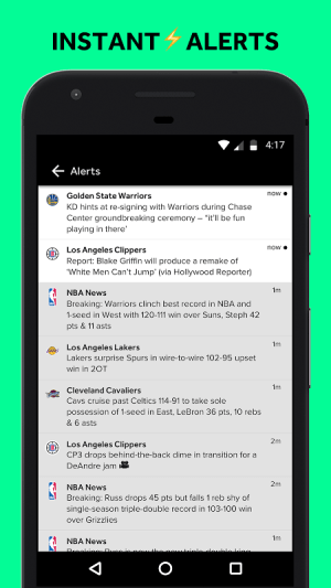 Bleacher Report 5.2.0 Screen 10