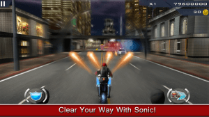Android Dhoom:3 The Game Screen 3