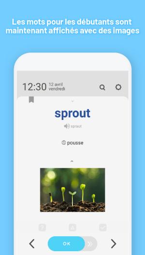 WordBit Anglais (mémorisation automatique ) 1.3.8.84 Screen 5