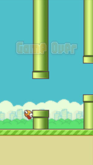 Flappy Bird 1.3 Screen 4