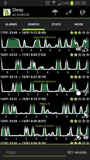 Sleep as Android 20130901-fullad Screen 4