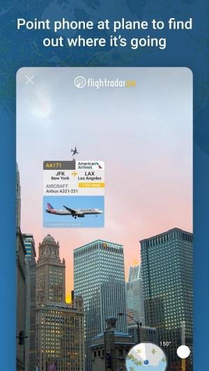 Flightradar24 Flight Tracker 8.7.3 Screen 2