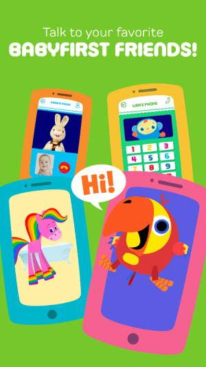 Android Play Phone for Kids - Fun educational babies toy Screen 5