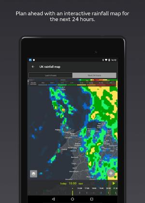 Met Office Weather Forecast 1.39.0 Screen 11