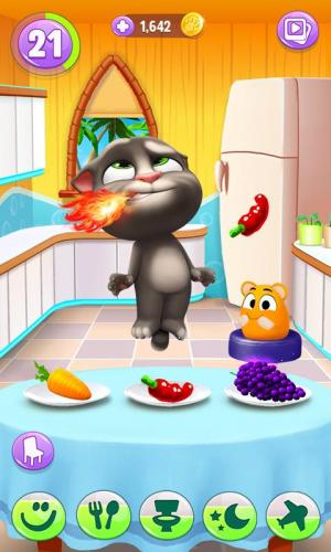 My Talking Tom 2 1.6.1.702 Screen 10