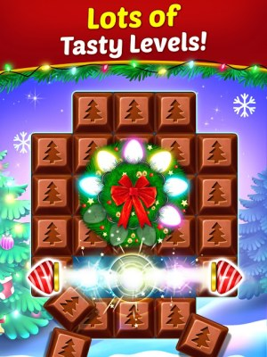 Christmas Cookie - Santa Claus's Match 3 Adventure 3.1.0 Screen 9