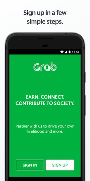 Grab Driver 5.112.0 Screen 5