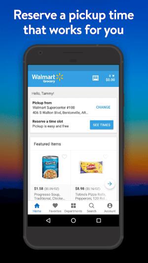 Walmart Grocery 5.0.5 Screen 4