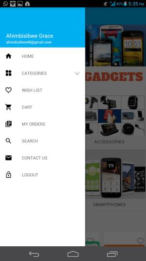 Android UGGADGETS.COM Screen 3