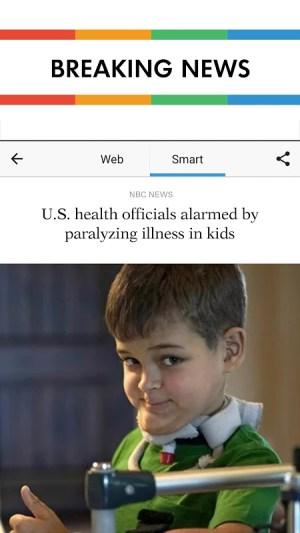 SmartNews: Local Breaking News 8.4.1 Screen 8