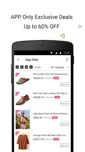 Newchic-Fashion Shopping Online 6.15.5 Screen 3