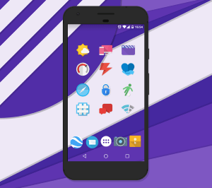 Android Moonshine - Icon Pack Screen 2