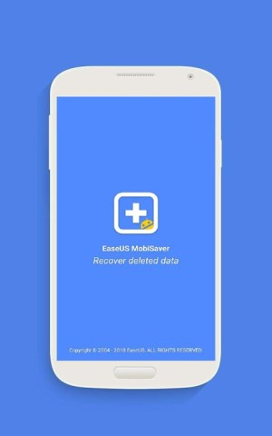 EaseUS MobiSaver - Recover Video, Photo & Contacts 3.2.3 Screen 1