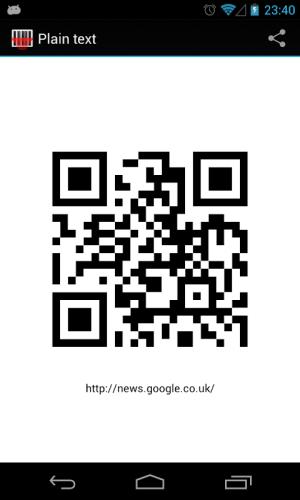 Barcode Scanner 4.7.8 Screen 4