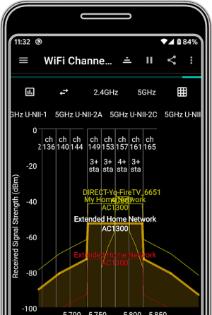 analiti - Speed Test WiFi Analyzer 9.0.27615 Screen 3