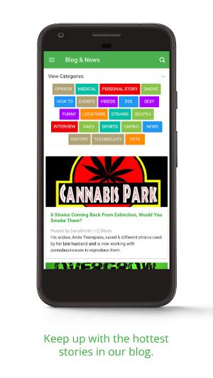 Cannabis.net 1.1.5 Screen 6