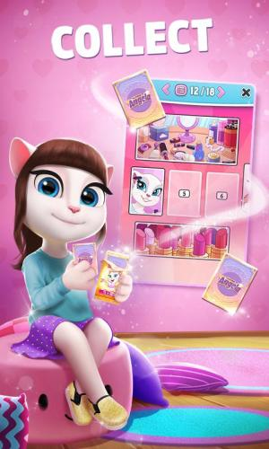 Android My Talking Angela Screen 15