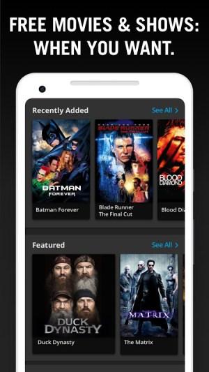Pluto TV - It's Free TV 3.6.8-leanback Screen 1