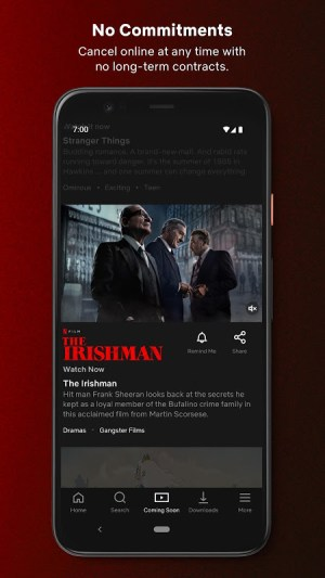 Netflix 7.84.1 build 28 35243 Screen 10
