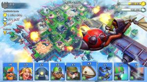 Android Sky Clash: Lords of Clans 3D Screen 1