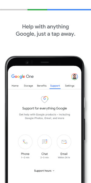 Android Google One Screen 3
