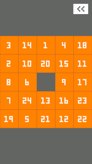 15 Puzzle 1.2 Screen 3
