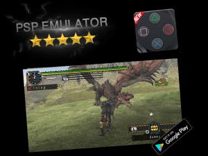 PSP Emulator - Ultra Emulator for PSP - FREE 2 Screen 1