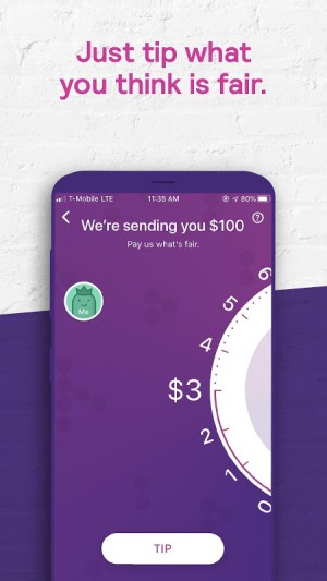 Earnin - Get paid today 10.22.1 Screen 1