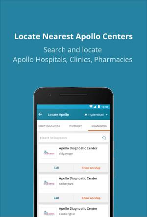 Ask Apollo — Consult Doctors, Order Medicines 3.4.3 Screen 2