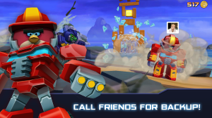 Angry Birds Transformers 1.50.2 Screen 8
