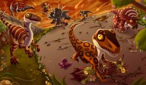 Dinos Survival Run 1.5 Screen 6