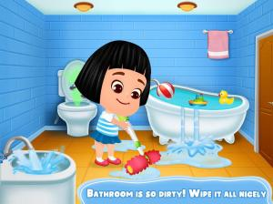 Home and Garden Cleaning Game - Fix and Repair It 21.0 Screen 1