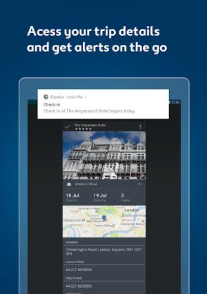 Expedia Hotels, Flights, Car Hires & Activities 18.43.0 Screen 5