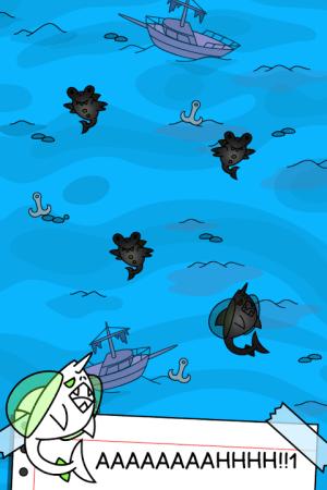 Shark Evolution - Fierce Shark Making Clicker 1.0.10 Screen 2