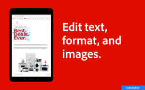 PDF Viewer, Editor & Creator by Acrobat Reader 21.9.0.19548 Screen 11