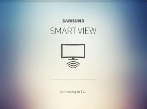 Samsung Smart View 2.1.0.107 Screen 1