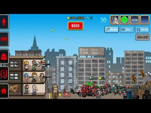 100 DAYS - Zombie Survival 2.9 Screen 6