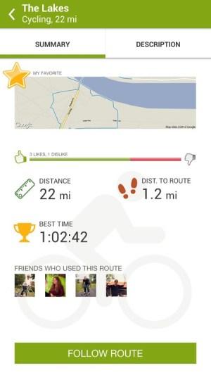 Endomondo Sports Tracker PRO 10.7.1 Screen 6