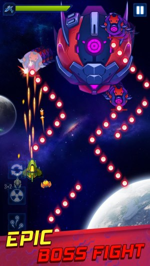 Wind Wings: Space Shooter - Galaxy Attack 1.0.10 Screen 2