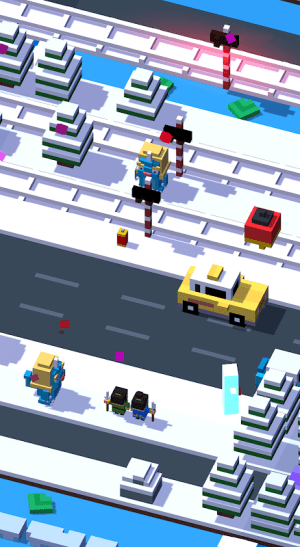 Crossy Road 4.3.18 Screen 1