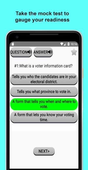 Canadian Citizenship Test 2017 2.02 Screen 3