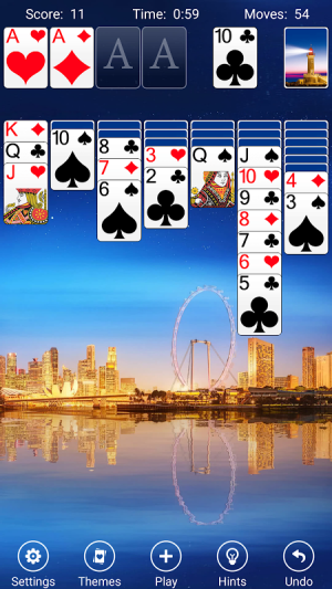 Solitaire 3.9 Screen 8