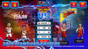 Android Philippine Slam 2019 - Basketball Screen 7