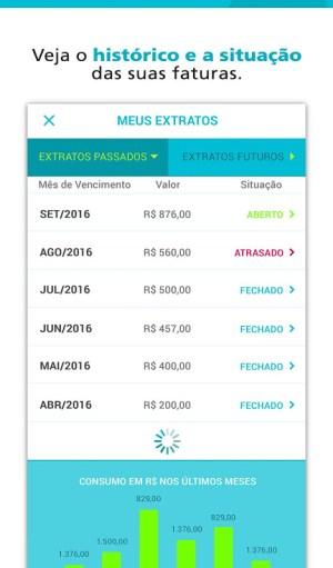Android Cartão Mais! Screen 2