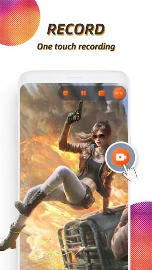 Android Video Recorder, Screen Recorder, Vidma Record Lite Screen 4