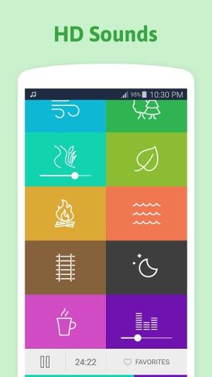 net.relaxio.relaxio 1.1.2 Screen 3