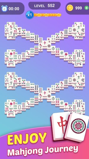 Mahjong Tours: Free Puzzles Matching Game 1.59.5111 Screen 4
