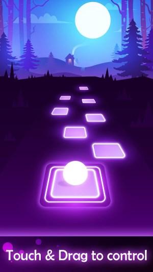 Tiles Hop: Forever Dancing Ball New Version Screen 2
