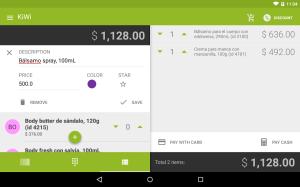 Android KiWi Screen 14